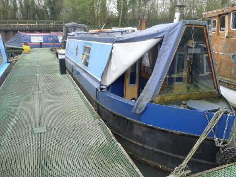 2006 Narrowboat 35ft
