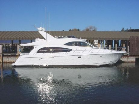 2002 Hatteras 6300 Raised Pilothouse