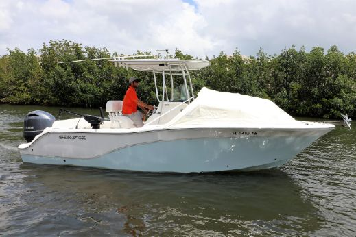 2013 Sea Fox 226 Commander
