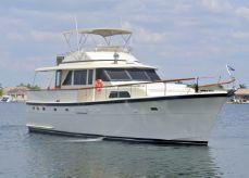 1973 Hatteras 53 Classic Motor Yacht
