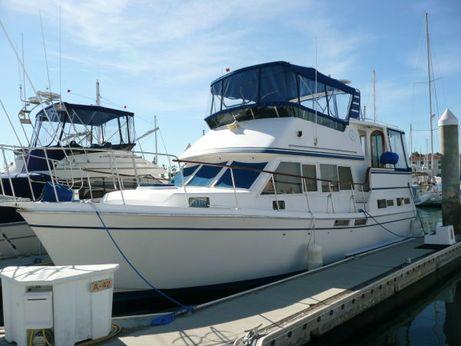 1988 Bestway Motor yacht Aft Cabin