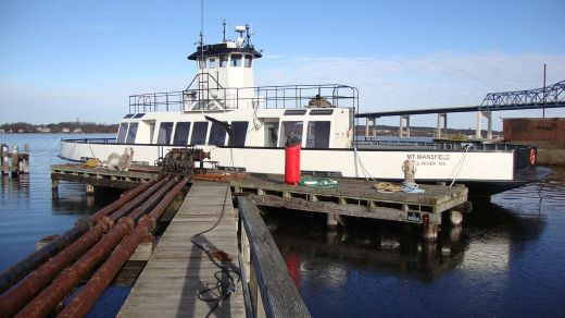 1969 Blount Passenger Auto Ferry