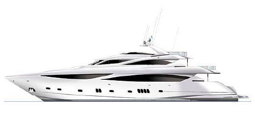 2004 Sunseeker 120 Yacht