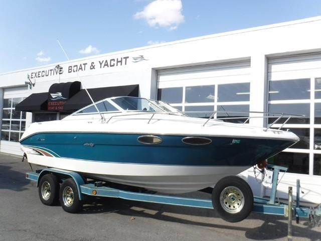 1996 sea ray 230 overnighter signature select
