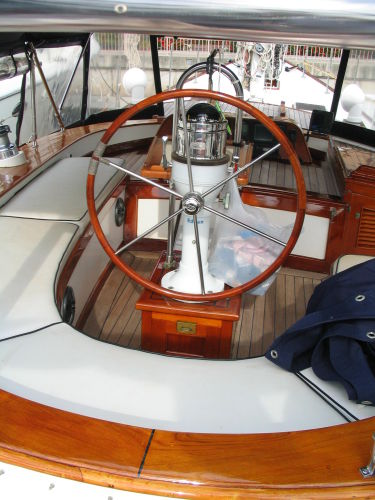 51' Hudson Force 50 (Mikelson 51) +Helm and seating
