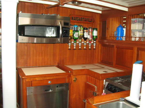 51' Hudson Force 50 (Mikelson 51) +Galley
