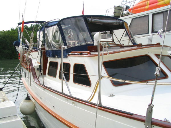 51' Hudson Force 50 (Mikelson 51) +Starboard midship