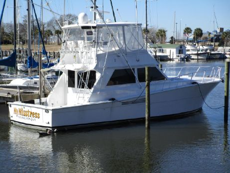 1988 Viking Yachts 45 Convertible