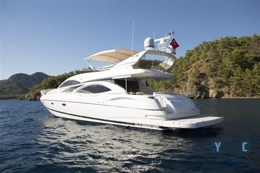 2003 Sunseeker Manhattan 74