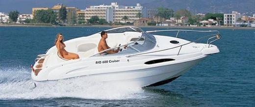 2001 Rio 600 Cruiser