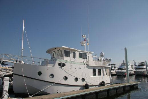 2006 Mirage Great Harbour GH37 Trawler