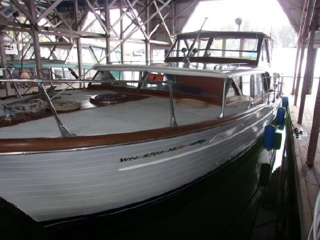 1960 Chris Craft1 Constellation