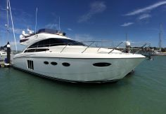 2013 Princess 50 Flybridge