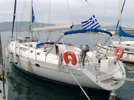 2002 Jeanneau Sun Odyssey 45.2