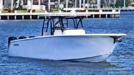 2014 Sea Hunter 45