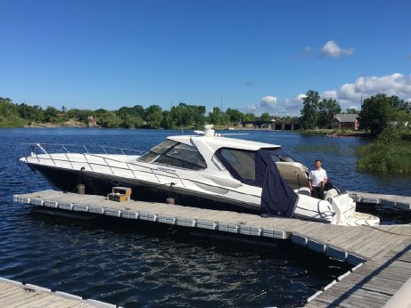 2007 Fountain 48 Express Crusier