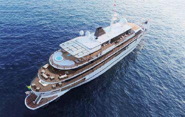 1998 Superyacht CHAKRA