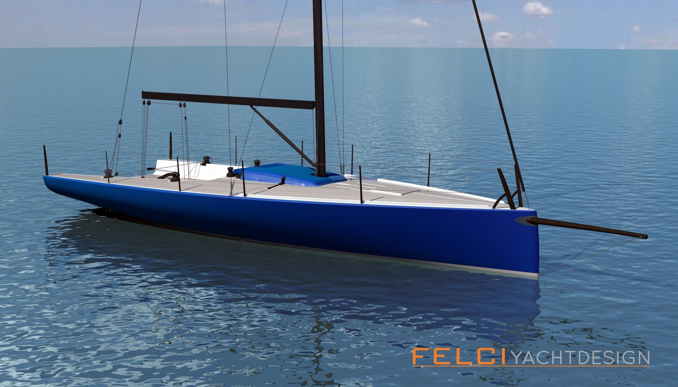 2014 ice yachts ice 33 sail boat for sale for Ice scratcher boat motor for sale