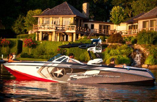 2013 Nautique Super Air Nautique G25 Coastal Edition