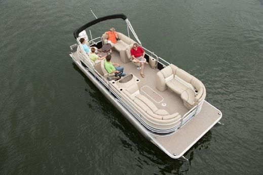 2015 Sunchaser Classic Cruise 8520 Lounger DH