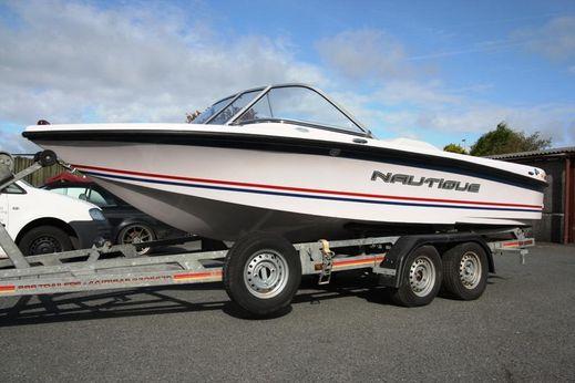 2007 Ski Nautique 196 Sports boat
