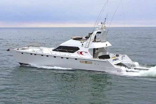 1995 Awesome Boats - New Zealand Custom Power Catamaran MY
