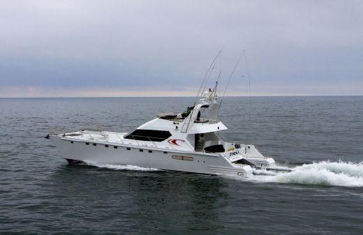 1995 Awesome Boats - New Zealand Custom Power Catamaran MY