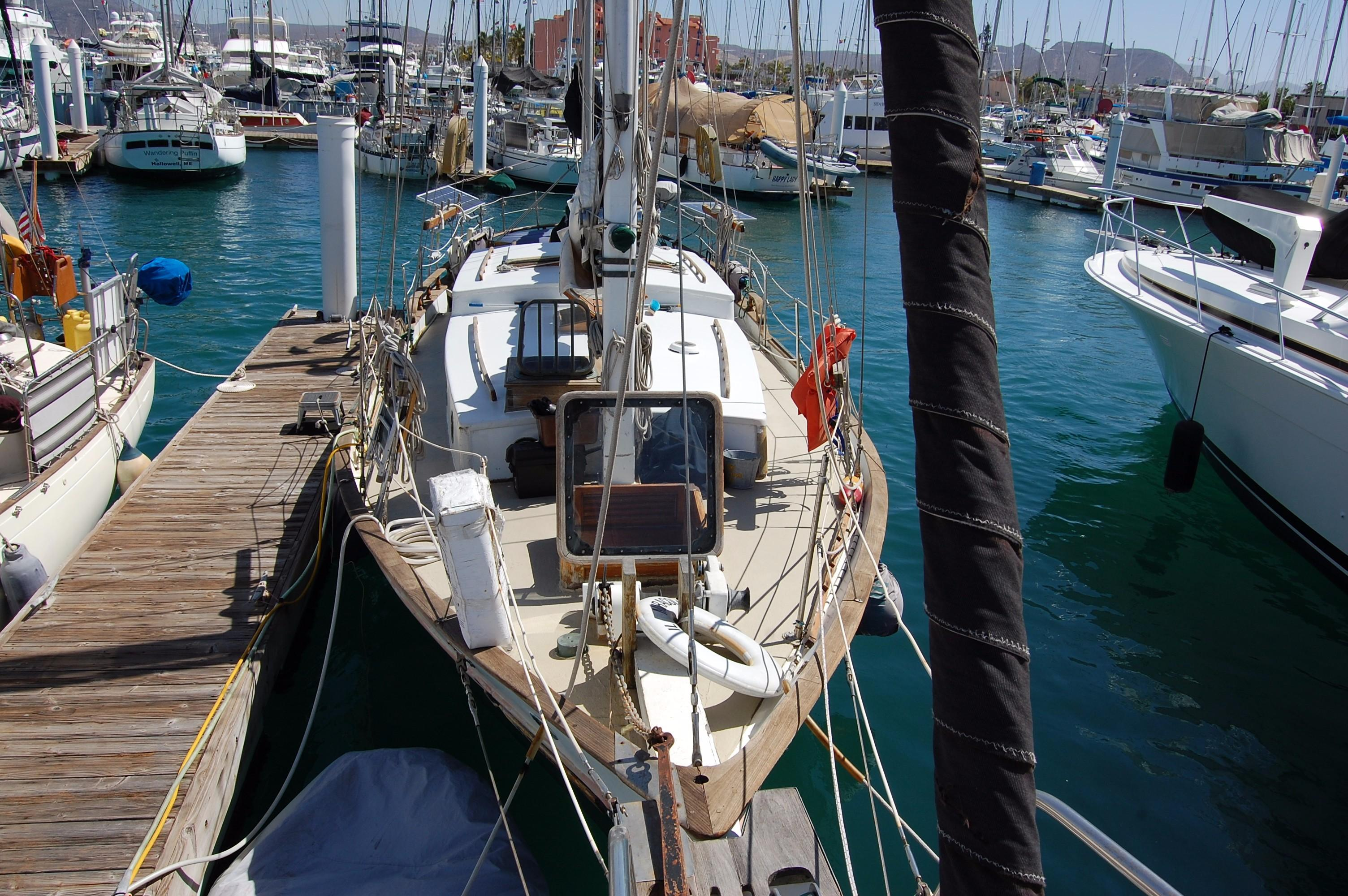 41' Formosa Clipper Ketch+Boat for sale!