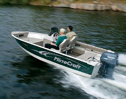 2015 Mirrocraft 1616 Troller
