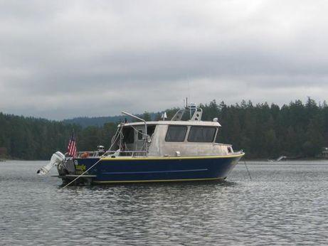 1994 J & H Boats Custom Aluminum