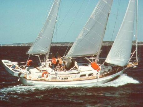 1977 Hallberg Rassy 41 Ketch