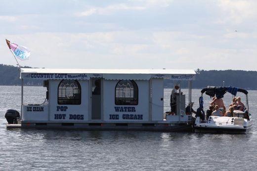 2010 Food Boat/truck