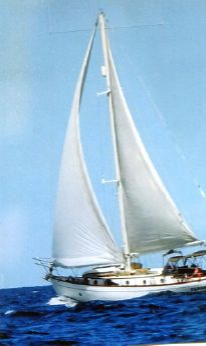 1977 Rafiki 37' Cutter
