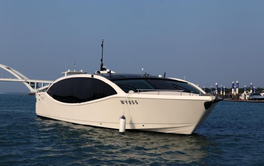 2015 Sea Stella 53ft Crystal(Ocean Version)