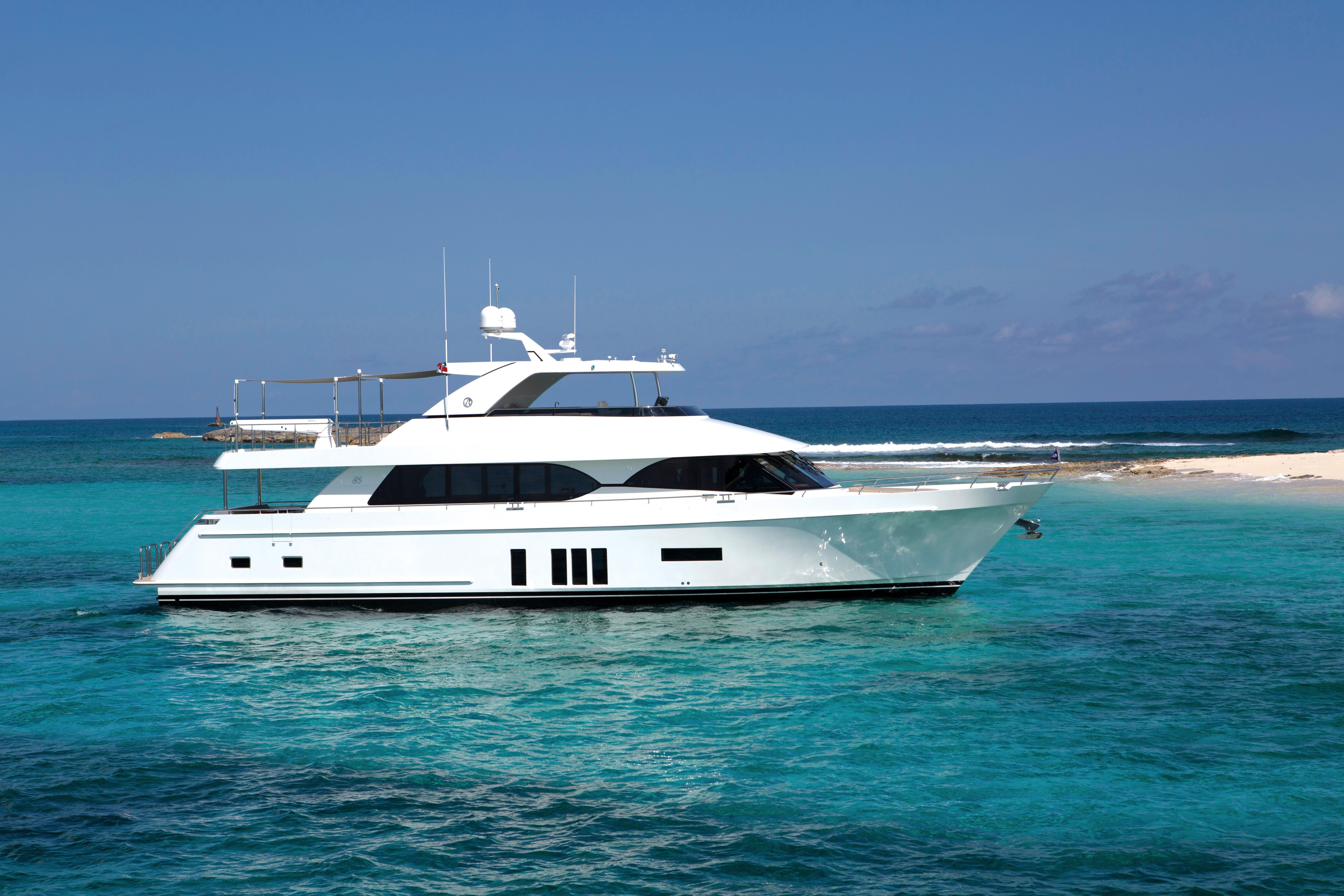 Image gallery ocean alexander 53 for Ocean yachts 48 motor yacht for sale