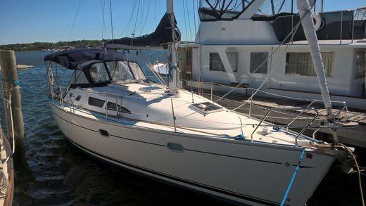 2001 Jeanneau 37 Sun Odyssey