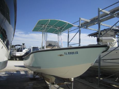 2007 Action Craft Coastal Bay