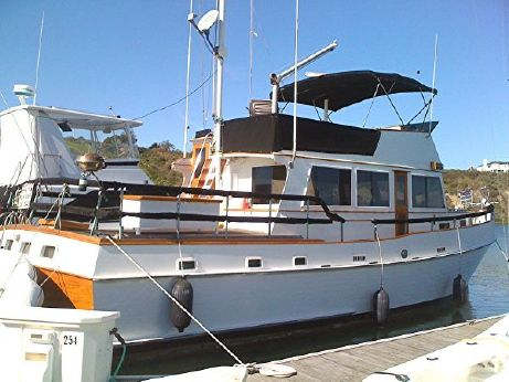 1973 Grand Banks Trawler
