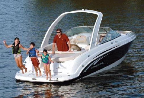2008 Chaparral 256 SSi