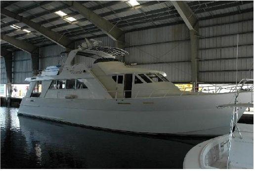 2000 Chemserve Motoryacht