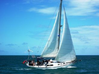 1970 Custom Sparkman and Stephens sloop
