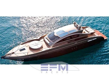 2010 Italia Yachts Jaguar 72