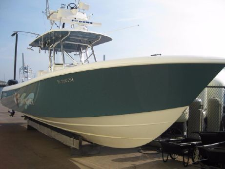 2010 Bluewater Sportfishing 3550