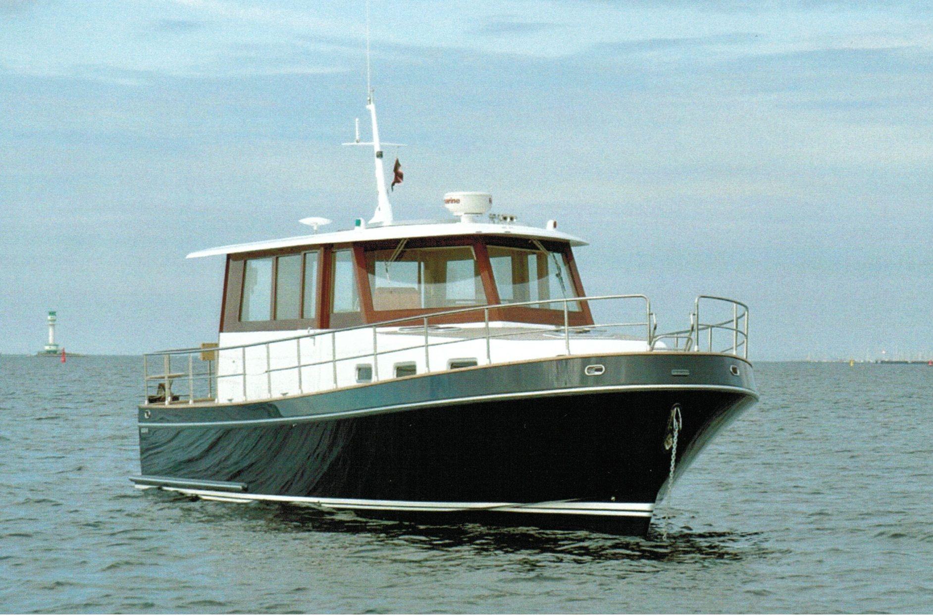 2009 algro yachting algro 45 cabin cruiser power boat for