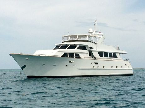 1987 Broward Raised Pilot House Motor Yacht
