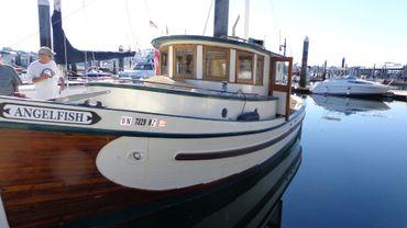 1954 Vancouver Boat Yard Converted Gillnetter