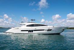 2009 Lazzara Yachts LSX 92