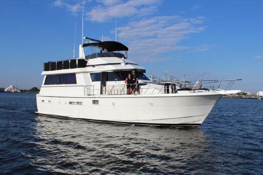 1990 Hatteras 54 Motor Yacht EDMY