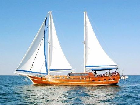 "2004 Custom-Built Schooner M/S - Gulet ""Royal Maris"""