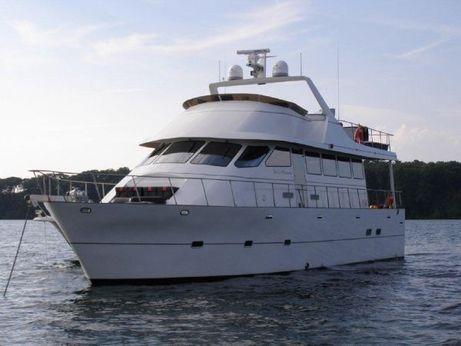 2005 Ocean Venturers Int'l Flybridge Motor Yacht